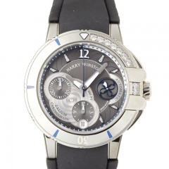 HARRY WINSTON 411/LCA38ZC.AD/D01